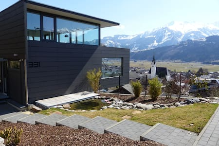 Glas House - Holiday Design Home - Piesendorf