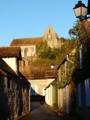 Calme-Beauté-Nature  - Rochefort-en-Yvelines - Casa