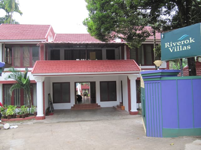 Riverok Villas