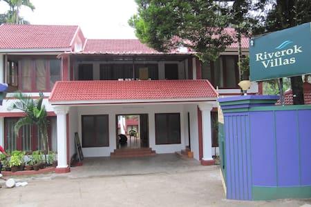 Riverok Villas - Chalakudy, Thrissur - 別荘