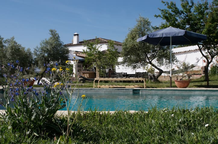 The White Olive Farmhouse - Suite 2 - Ronda - Bed & Breakfast
