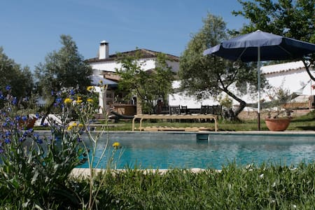 The White Olive Farmhouse- Suite 3 - Ronda