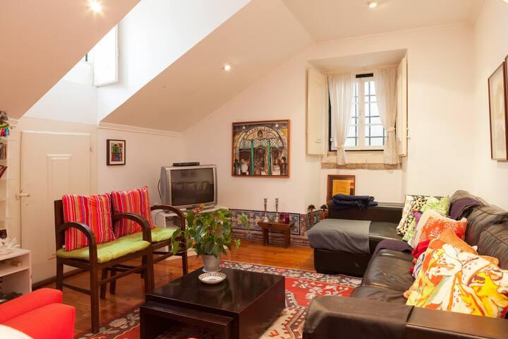 Charming room in  Baixa Chiado - Lisboa - Apartment