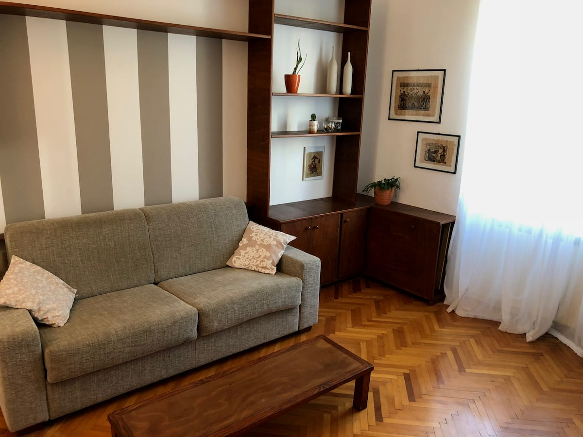 Image of Airbnb rental in Trieste, Italy