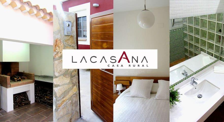 Casa Rural Lacasana