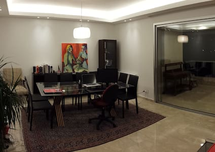 Young & Modern Flat - AC and wifi - Greater Beirut - อพาร์ทเมนท์