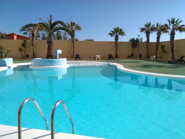 casa-duplex cerca de grandes playas