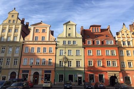 Plac Solny, Wroclaw - 弗羅茨瓦夫(Wrocław)