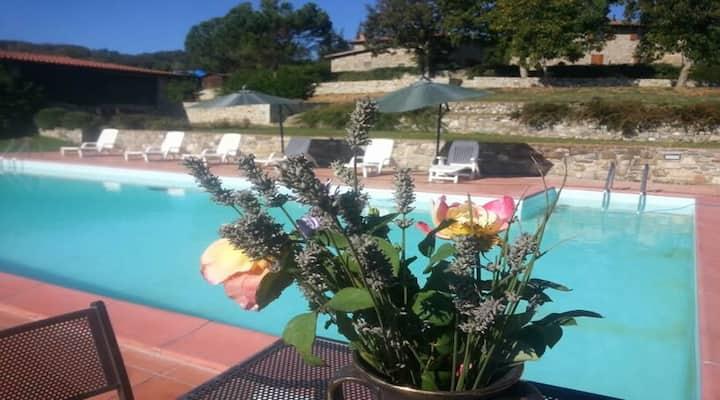 """Borgo Romena""""Appartamento Max"""""""