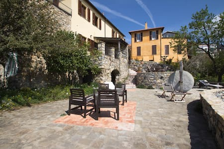 Best vacation house, Liguria, italy - Tovo Faraldi - Дом