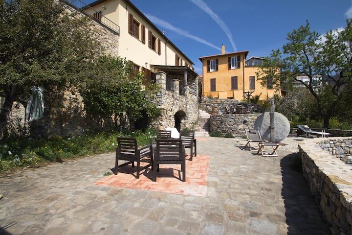 Best vacation house, Liguria, italy