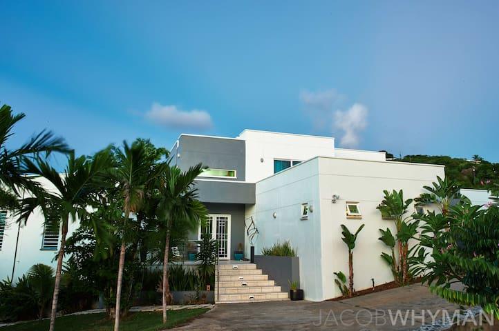 Modern Luxury Estate