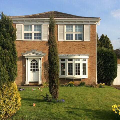Perfect family home in North Leeds - Leeds - Hus