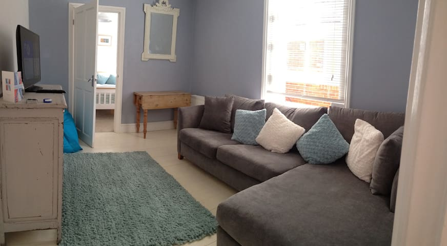 Cosy flat in the heart of Swanage - Swanage - Apartamento
