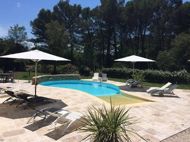 Villa Mulia - Propriété de Charme - Lorgues - Villa