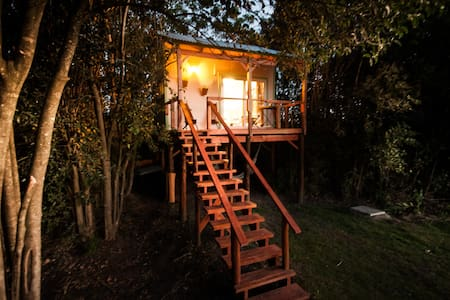 El Nido - Loft Treehouse - The Nest - Colonia Del Sacramento - Baumhaus