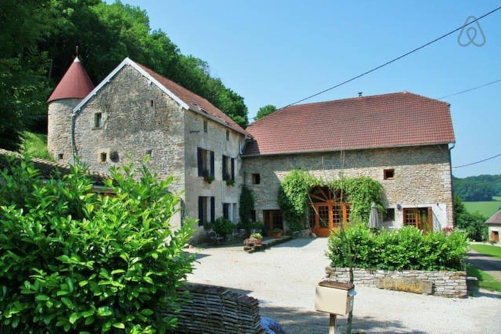 La Tourelle & La Grange