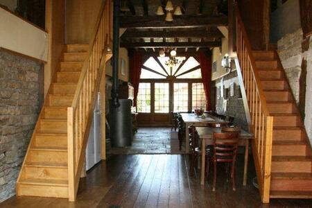 Gîte La Tourelle - Colombotte - Colombotte - Dům
