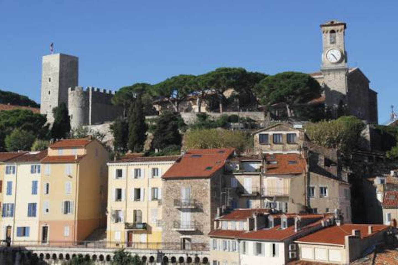 Cannes - Le Suquet