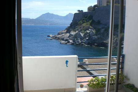 Calvi, Corsica  pieds dans l' eau - Calvi - Lakás