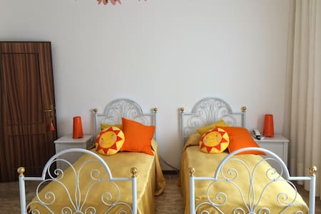 B&B Soleluna Camera Doppia - Massa Fiscaglia - Bed & Breakfast