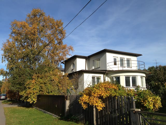 Villa Bornhöhe - Tallinn - House
