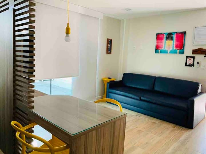 Lindo e aconchegante apartamento em Buzios!