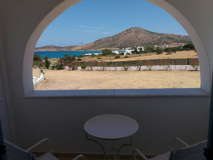 Agiassos Naxos Apartments 3