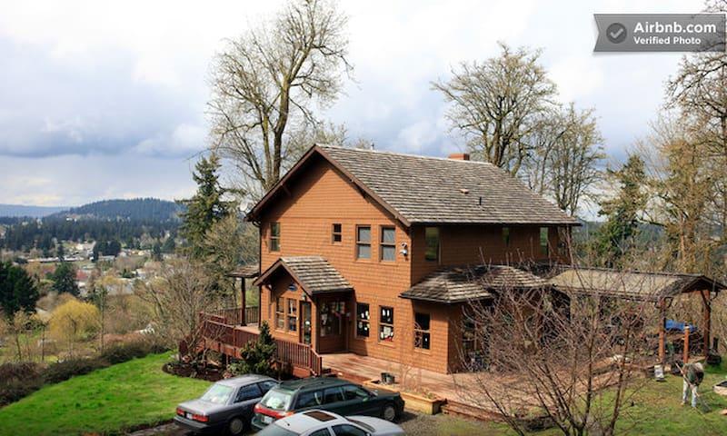 Powell Butte Nature Retreat Apt - Portland - Apartment