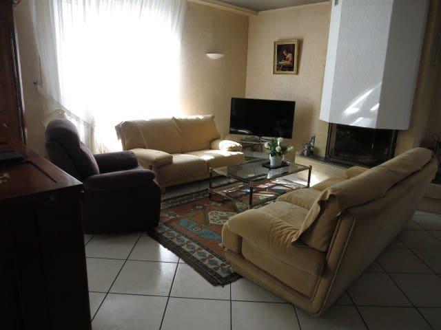 Belle chambre dans grande maison - Saint-Max - Apartamento