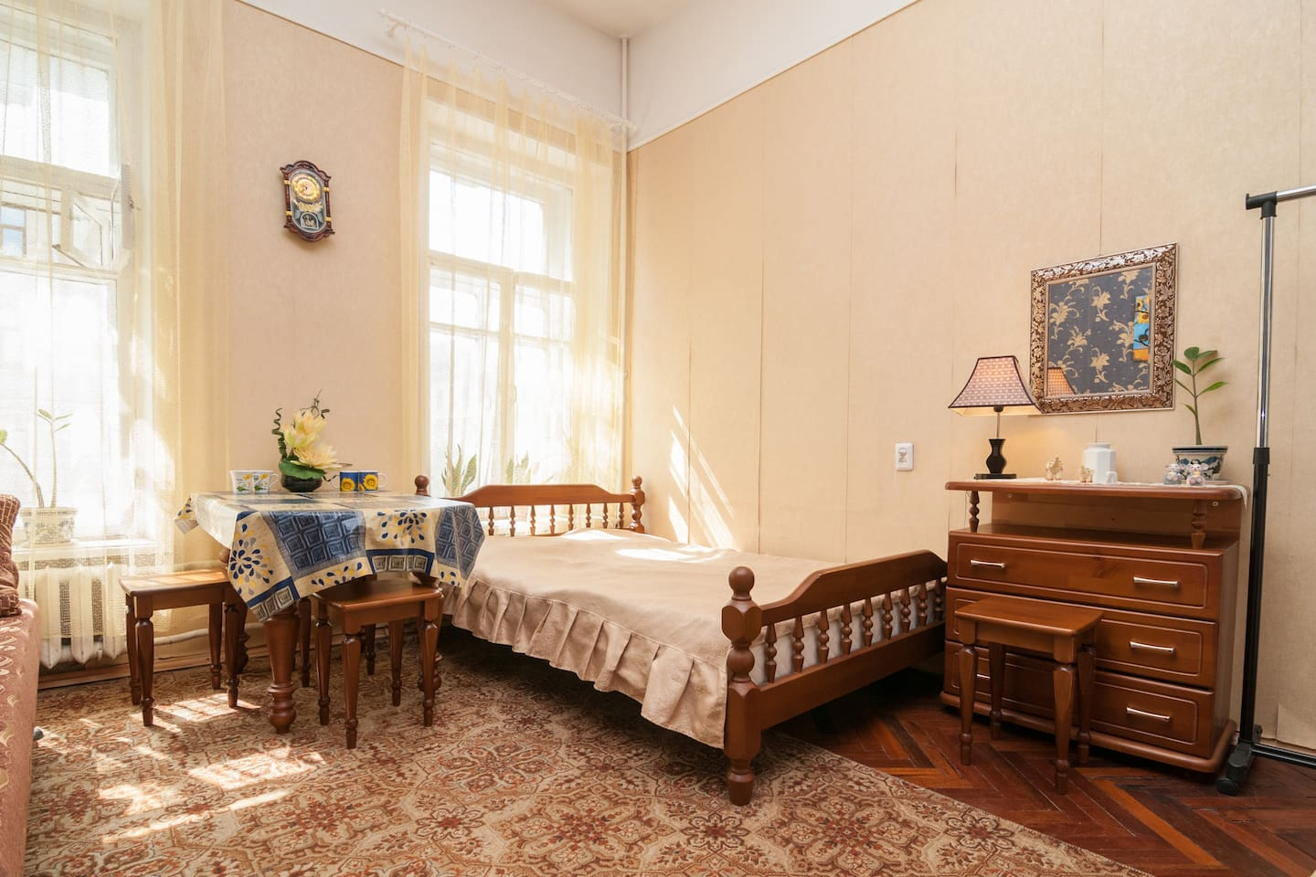 Cozy rooms in the center of SPb (4)