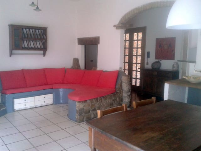 Casa Lucia Appartamento Camera 2 - Bucine - Apartament