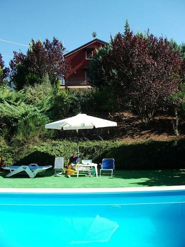 Villa in Campagna con Piscina - Tito