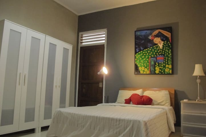 Comfortable  beddings to make your stay more enjoyable