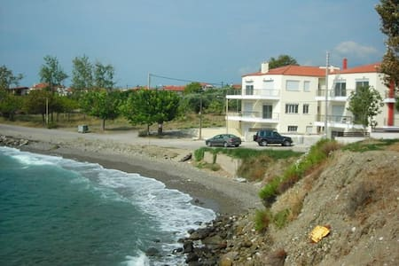 Seafront vacation home - Greece - Leilighet