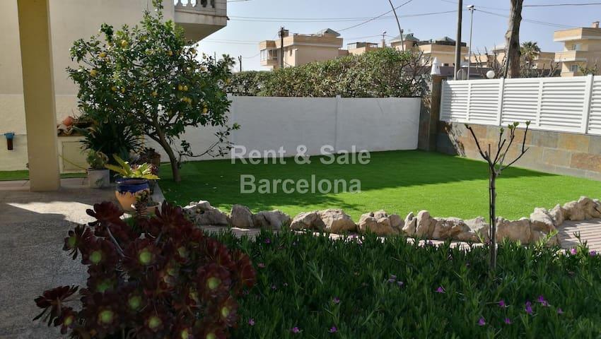 Casa en Castelldefels playa - Castelldefels - Dom