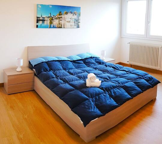 Olivia's bedroom - Treviso