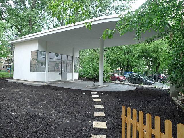 Historische Shell-Tankstelle - Chemnitz - House