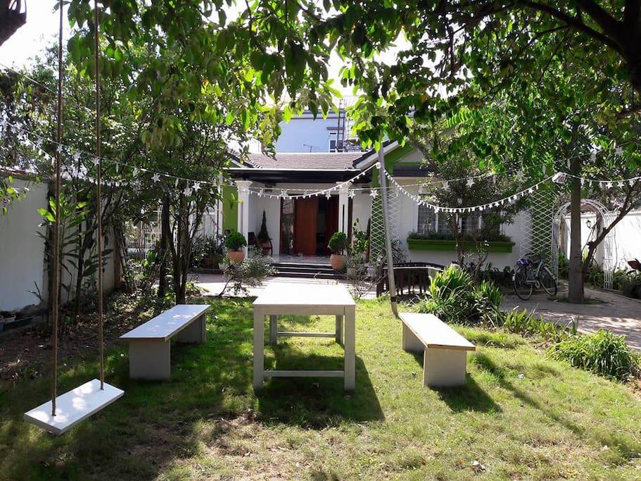 Bachlien Dream Villa-BachLienVien Hanoi Homestay