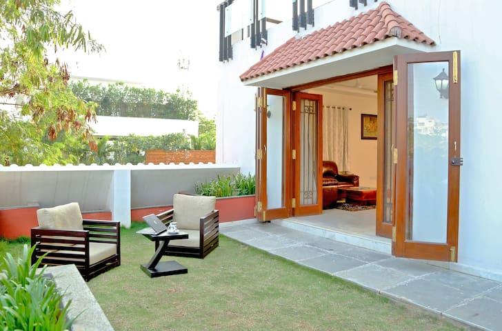 3 Bedroom Villa, Jubilee Hills