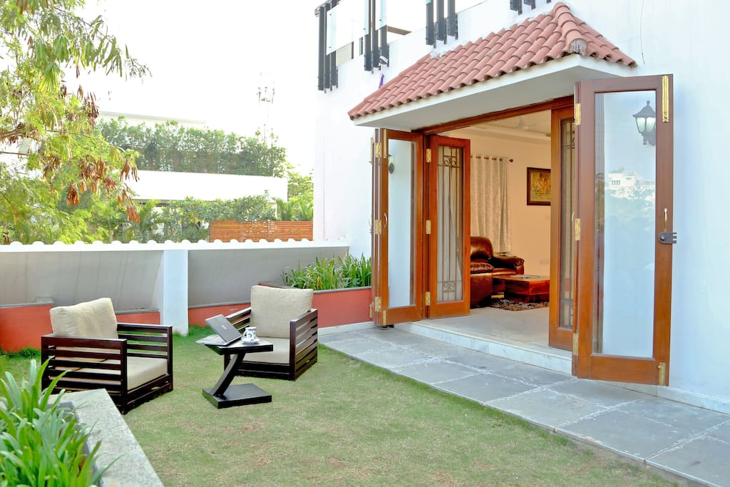 3 Bedroom Villa Jubilee Hills Serviced Apartments For