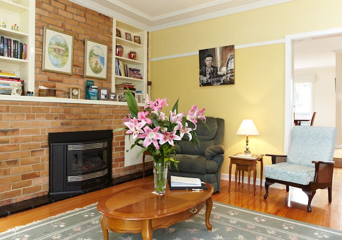 A fantastic B&B in Heidelberg Melbourne - Heidelberg - Bed & Breakfast