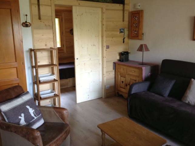 Apartment for 5 people in Châtel