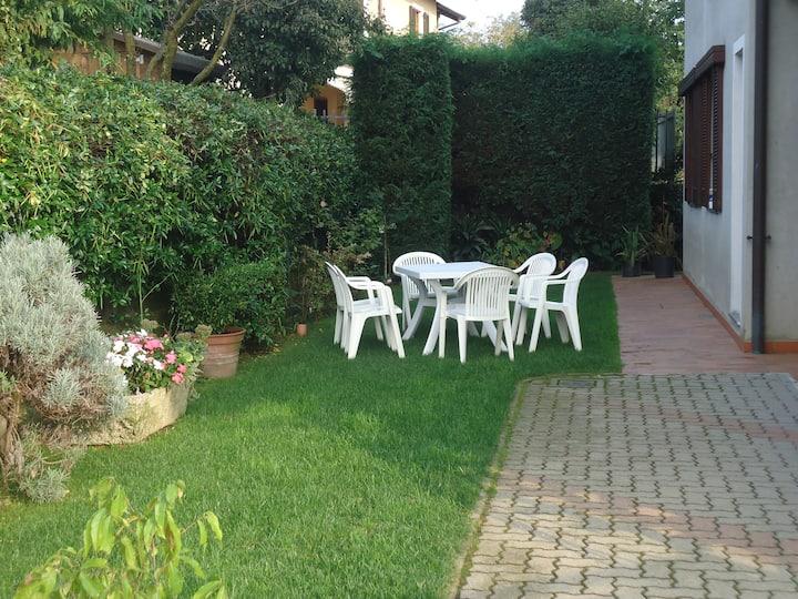 Casa Lucia  villetta bifamiliare - CIR 10303300050