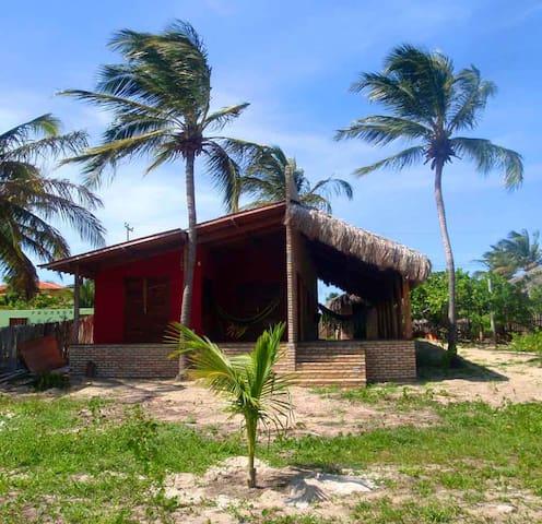 Icarai Kite House - Icaraizinho - Icarai de Amontada - Huis
