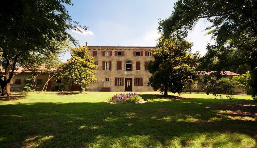 Villa Ca Ottolina - Pilastro di Bonavigo - Villa