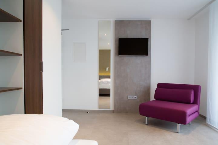 Apartmenthaus Renz Typ C mit Balkon - Aalen - Daire