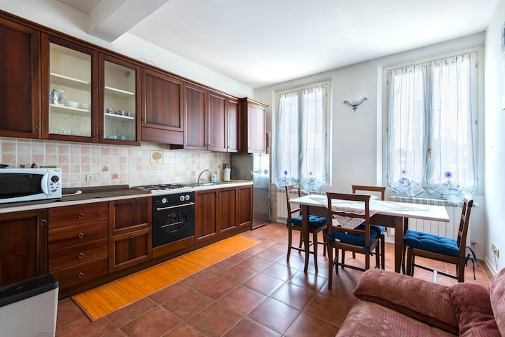Beautiful flat between Modena and Bologna - Gaggio - Huoneisto