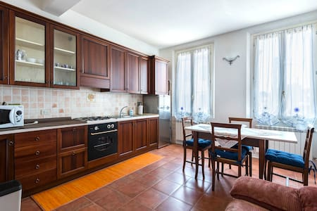 Beautiful flat between Modena and Bologna - Gaggio - Apartemen
