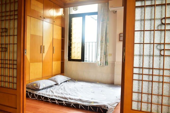 沙湾古镇之家民宿(三楼卧室3)